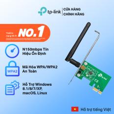 Card Mạng Wifi TL-WN781ND Chuẩn N 150Mbps – Hãng phân phối chính thức