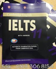 Cambridge IELTS – 11 Tặng Giải Reading Chi Tiết