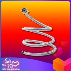 Bộ 2 Ống cấp nước nóng lạnh thép 304 Hengniu HN6R02 50-60cm sử dụng Lavabo, Bồn rửa