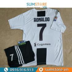 Áo Đá Banh Ronaldo Bản Đặc Biệt – Áo Bóng Đá Juventus Sân Nhà