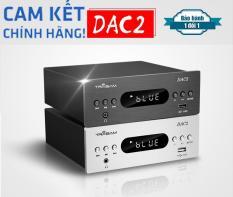 Bộ DAC giải mã âm thanh TRASAM DAC2 Plus Bluetooth 24BIT/192KHZ