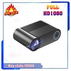 Máy chiếu Xem phim full HD YG550 dành cho gia đình , văn phòng [ Giá hủy duyệt ]