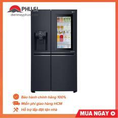 Tủ lạnh LG InstaView Door in Door GR-X247MC, 601 lít, Inverter
