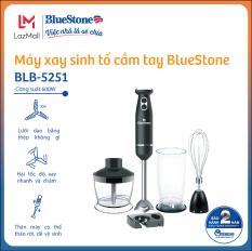 Máy xay sinh tố cầm tay BlueStone BLB-5251 – Lưỡi và cán Thép không ghỉ – Công suất 600W – Có thể đánh trứng – Hàng Chính Hãng