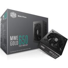 Nguồn Cooler Master MWE Gold 650 Fully Modular