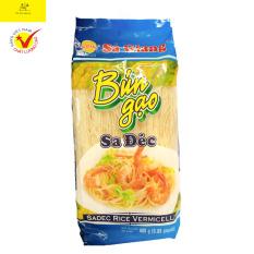 Bún gạo sạch Sa Giang gói 400 gram, chất lượng hảo hạng