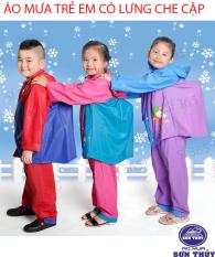 Áo mưa bộ, áo mưa đi xe máy, áo mưa – Áo mưa trẻ em được sản xuất từ nhựa PVC dày chắc, bền đẹp-chống thấm nước