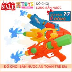[Free Ship] Đồ chơi bắn nước một nòng mini The 1997, tầm bắn xa, chứa nhiều nước, đồ chơi phun nước an toàn