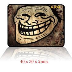 Tấm Lót Chuột Chơi Game Troll-Face (40×30)