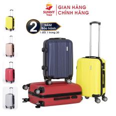 [Miễn phí vận chuyển] Vali SUNNY TONAGO TG516 – Vali du lịch, chống va đập, chống trầy xước