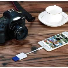 Thiết Bị Đọc Thẻ Nhớ Sd Cho Iphone Ipad Cổng Lighting