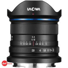 Ống kính Laowa 9mm f/2.8 Zero-D Lens for Sony E