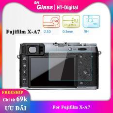 Miếng dán màn hình cường lực máy ảnh Fujifilm XA7 X-A7