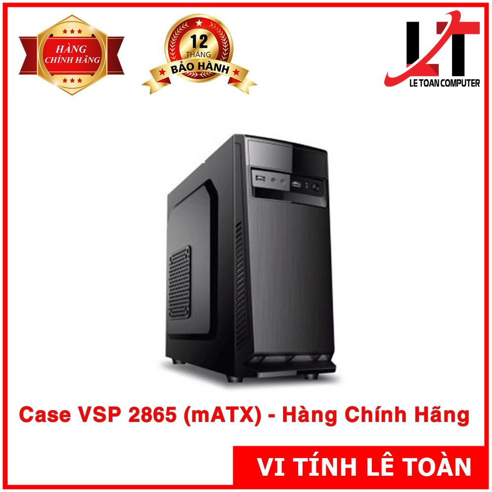 Thùng Máy Tính Case VSP 2865 (mATX) – Hàng nhập khẩu