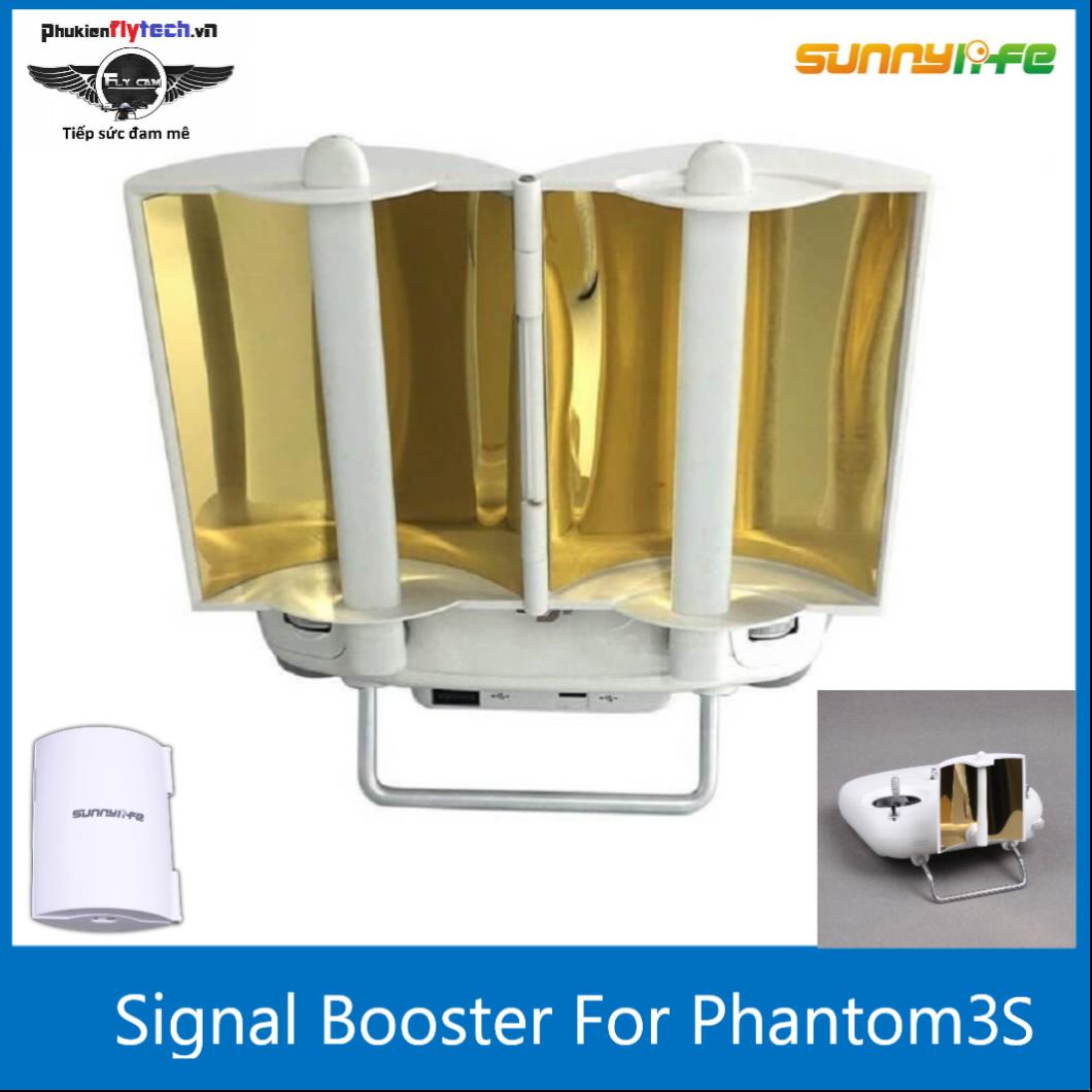Chảo khuếch sóng Phantom 3S/ SE – Phụ kiện flycam DJI Phantom 3