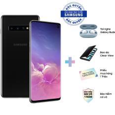 Samsung Galaxy S10+ (Quà Preorder: Tai nghe Earbuds, bao da Clearview, PMH 1 triệu) – Hãng phân phối chính thức.