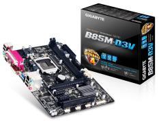 Mainboard Gigabyte b85M-D3V socket 1150 Renew