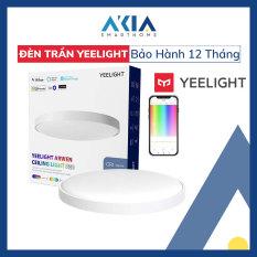 Đèn ốp trần thông minh Yeelight Arwen Ceiling Light S Series – 16 triệu màu – Dễ dàng lắp đặt – Bảo hành 12 tháng