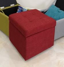 Ghế đôn vuông hộp BNS (Nhiều màu)