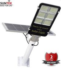 Đèn đường năng lượng mặt trời SUNTEK LED SOLAR 300W