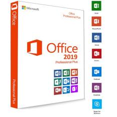 Bộ ứng dụng MS Office 2019 Pro Plus 1PC