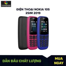 ĐIỆN THOẠI NOKIA 105 2SIM SIM 2019