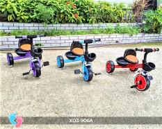 Xe đạp trẻ em 3 bánh Broller BABY PLAZA XD3-906A