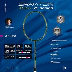 Vợt cầu lông Dunlop – GRAVITON XF83 G1 NH NF Vợt cầu lông chính hãng thương hiệu từ Anh Quốc