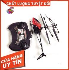 Máy bay trực thăng mini điều khiển từ xa[Tặng kèm 3pin AAA][Chất liệu nhựa siêu nhẹ, bền, chịu va đập tốt]