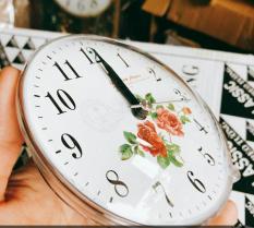Đồng hồ báo thức in hình mặt số theo yêu cầu