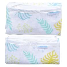 Bộ 2 tấm lót chống thấm vải sợi tre cho bé 35×35 Mamaru MA-LOT35X35 – Diệt khuẩn, hút ẩm tốt, kháng tia UV