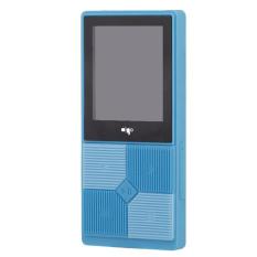 Máy nghe nhạc mini Aigo MP3-206 (Tặng kèm thẻ nhớ 8Gb) (blue)