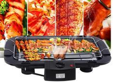 Bếp nướng không khói Electric barbecue grill 2000W (Đen) adst.1014 BBTQ4286