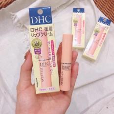 [Có MÃ Giảm Giá] Son Dưỡng Môi DHC Pure Color Lip Cream Stick 1.5g làm môi hồng quyến rũ – Dâu Tây Shop