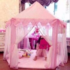 Lều công chúa sành điệu