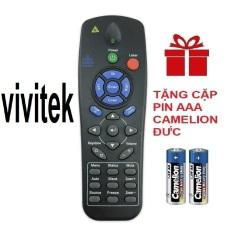 Remote điều khiển máy chiếu VIVITEK mẫu 2 projector ( Hàng xịn – Tặng pin )