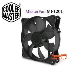 Quạt Fan case 12cm Cooler Master MasterFan MF120L [ThermalVN] – Quạt quay êm, Sức gió tốt