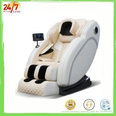 Ghế Massage Toàn Thân Công Nghệ Mới ( màn hình led cảm ứng – kết nối bluetooth – âm nhạc thư giãn )