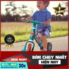 (HÀNG NHẬP KHẨU) Xe đạp 3 bánh, xe chòi chân 2 trong 1 có bàn đạp, xe đạp phong cách mới, xe đạp – món quà dành cho bé yêu (ĐƯỢC CHỌN MÀU)