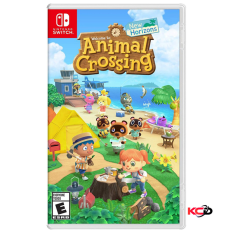 "Game Nintendo "" Animal Crossing : New Horizons "" New Seal >>"