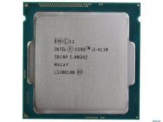 CPU Intel Core i3-4130 Processor 3M Cache, 3.40 GHz tray kèm fan