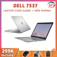 Dell Inspiron 7537 Mỏng Nhẹ Sang Chảnh, i5-4210U, VGA NVIDIA GT 750M-2G, Màn 15.6 HD, Laptop Dell. Laptop Giá Rẻ