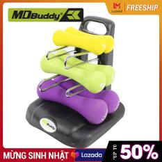 Bộ tạ tay mini 6 tạ MDBuddy MD2601