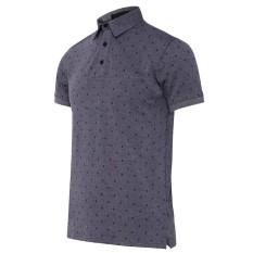Áo Thun Nam Pigo Fashion Form Đẹp Họa Tiết Chữ X Lịch Lãm Gu02 (Chọn Màu)