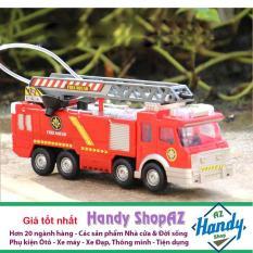Xe Cứu Hỏa Phun Nước Thông Minh HSA0106
