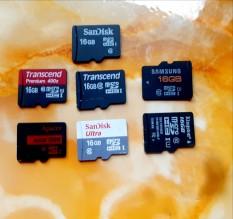 Thẻ nhớ các loại chính hảng 32G ,16G ,8G ,4G,2G,1G