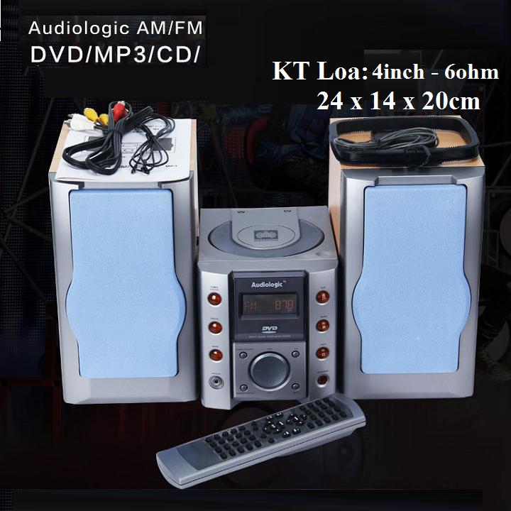 Các loại Dàn âm thanh DVD 2.0