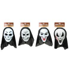 Mặt nạ kinh dị hóa trang Halloween 4 loại UBL UH00545