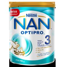Sữa NAN Optipro số 3 – 900g (1-2 tuổi)