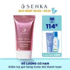 Serum dưỡng trắng da, chống nắng & che khuyết điểm Senka 3 trong 1 (UV Serum 3 in 1)